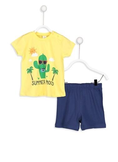 LC Waikiki 2 li Takım Sarı
